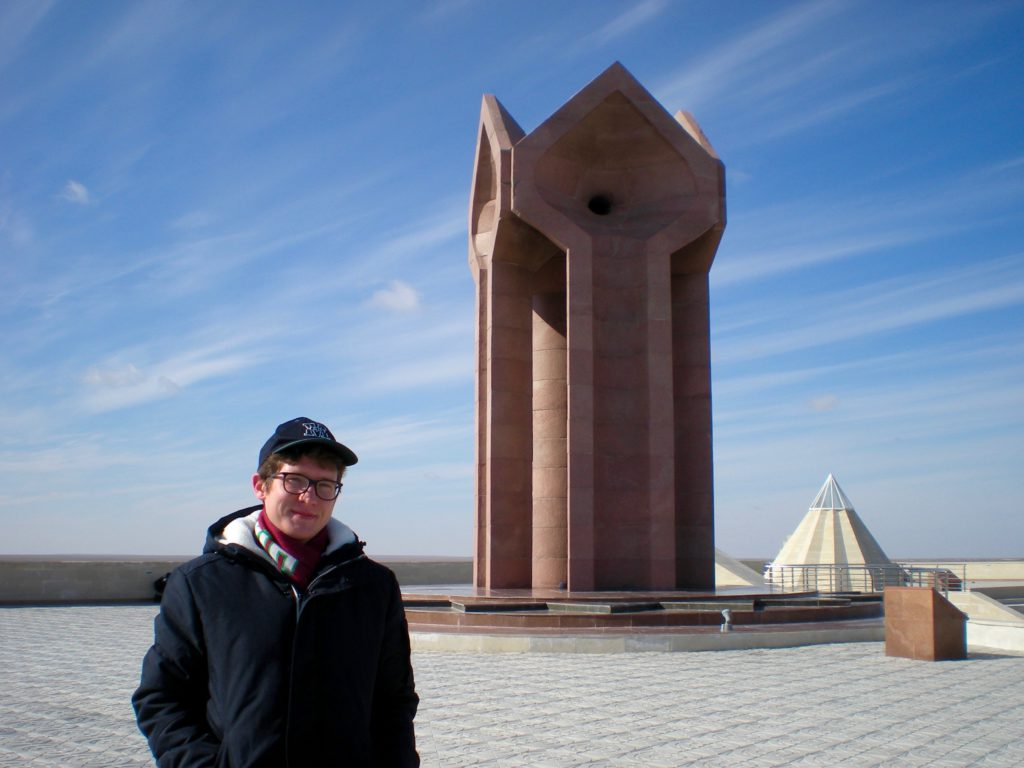 sustainable development in kazakhstan essay