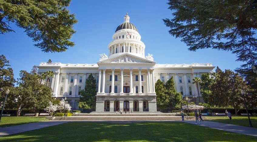Become a Capital Fellow and spend one year working in Sacramento, California