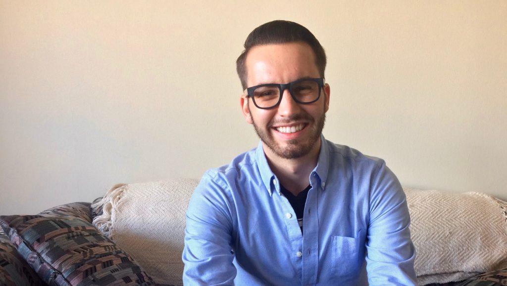 Fulbright Canada grantee Danny Edgel