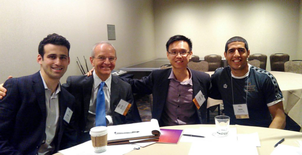 Global Good Fund Fellowship Zhihan Lee