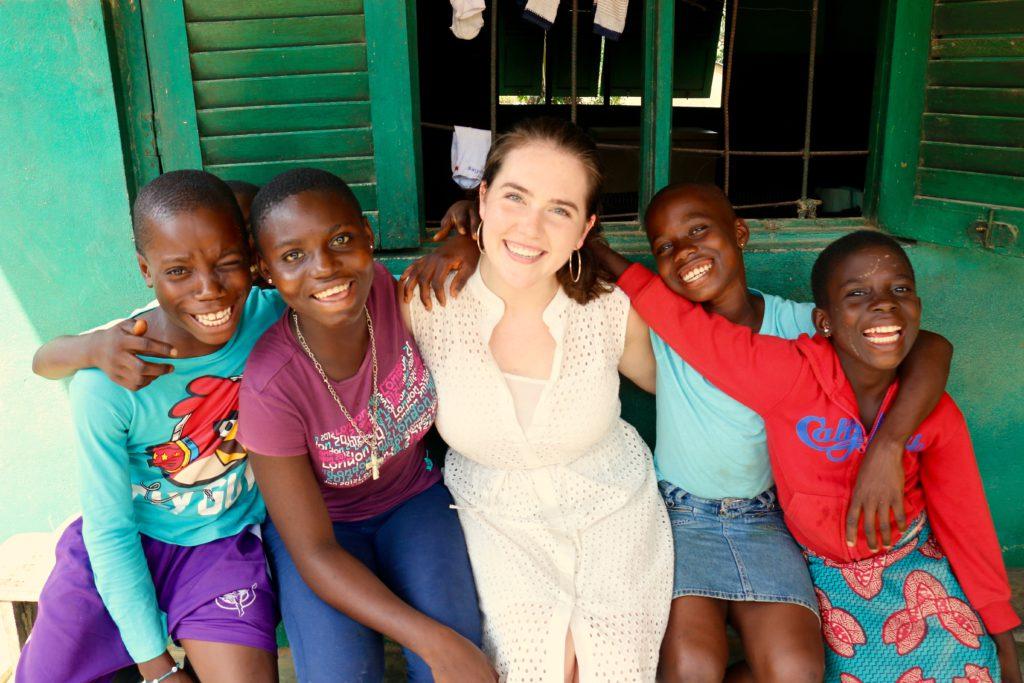 Cathyrn Peirce Fulbright ETA Ivory Coast
