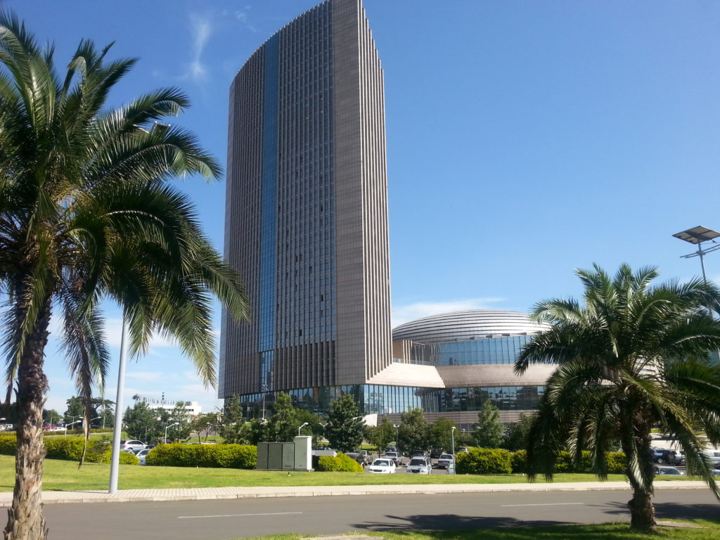 African Union Building