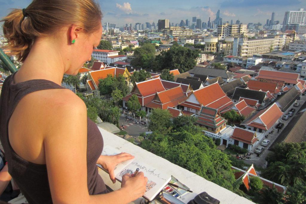 Annie Peyton Luce Scholar Thailanc