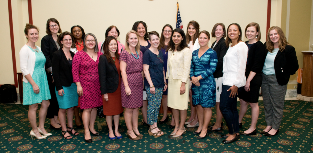 Congressional Fellowships on Women and Public Policy