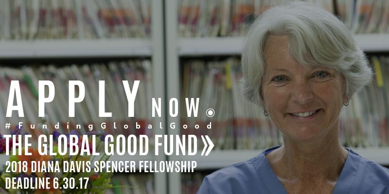 Diana Davis Spencer Fellowship for social entrepreneurs