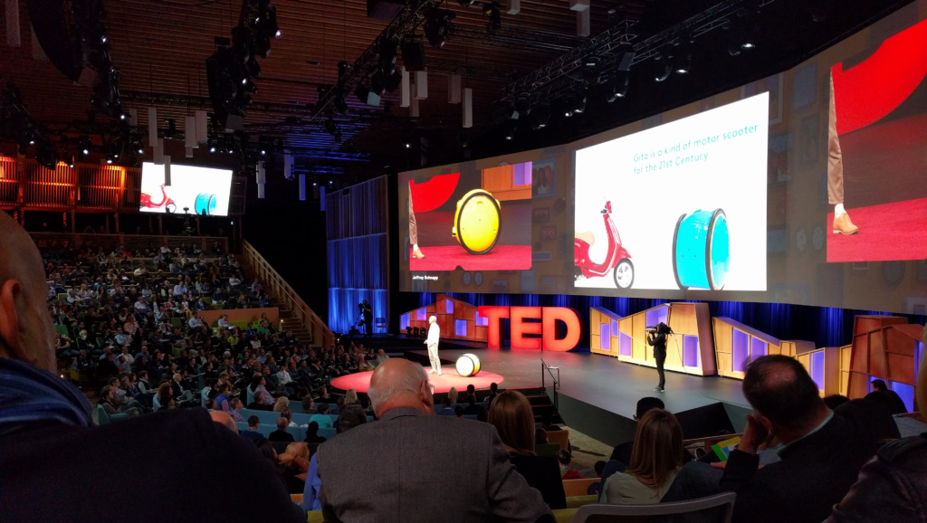 ProFellow at TED