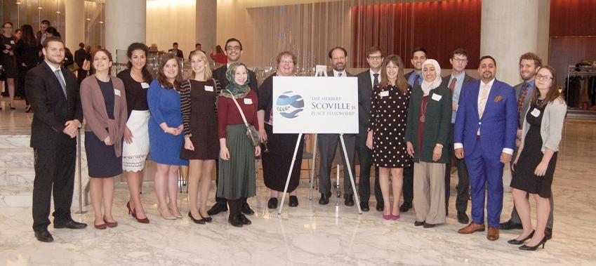 Herbert Scoville Jr. Peace Fellowship