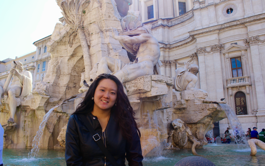 MIT alumna Sheila Xu on the U.S.-Italy Fulbright Commission's Fulbright Grant in Deafness Studies