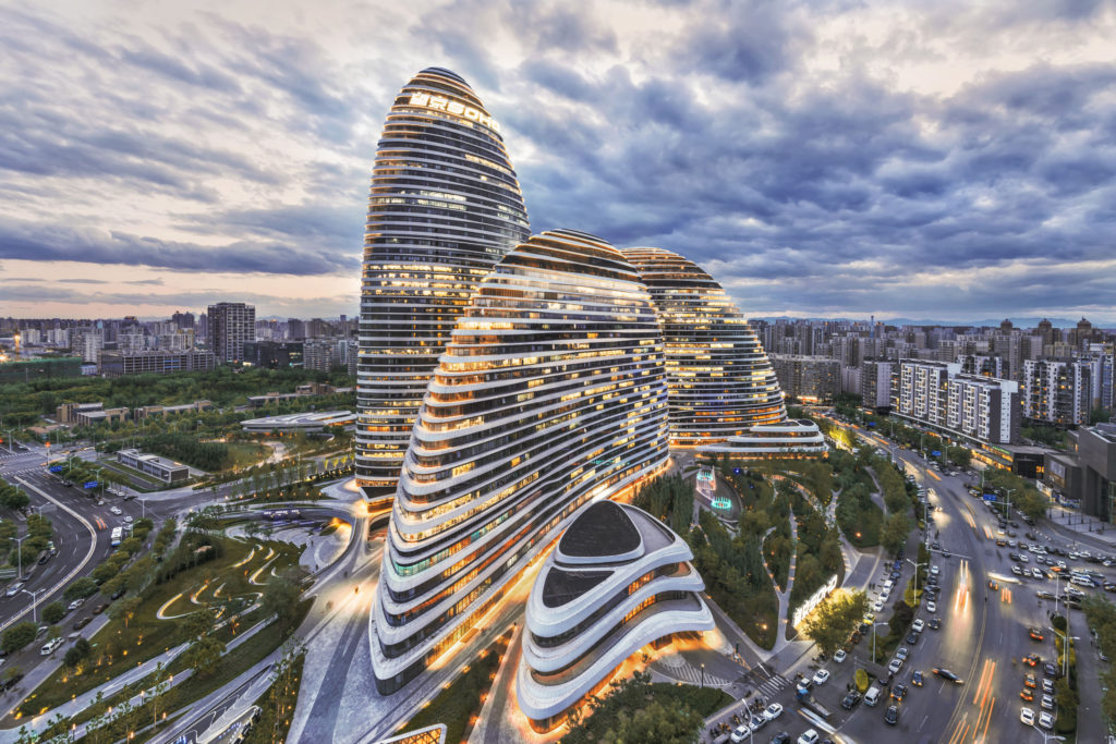 The Schwarzman Scholars program in Beijing, China provides a fully funded immersive year and Master's degree from the pretigious Tsinghua University.