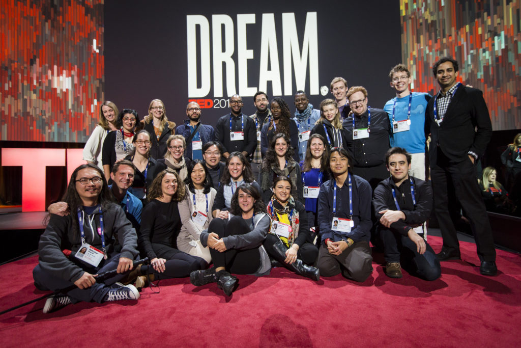 TED Fellows 2018: Applications Now Open