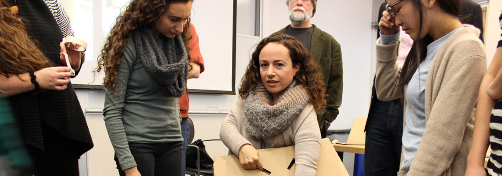 Sketch Model: Olin College Creative Residency