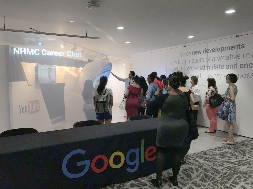 Serving at the Intersection of Technology and Public Policy: Marianna Elvira's Google Public Policy Fellowship Experience.
