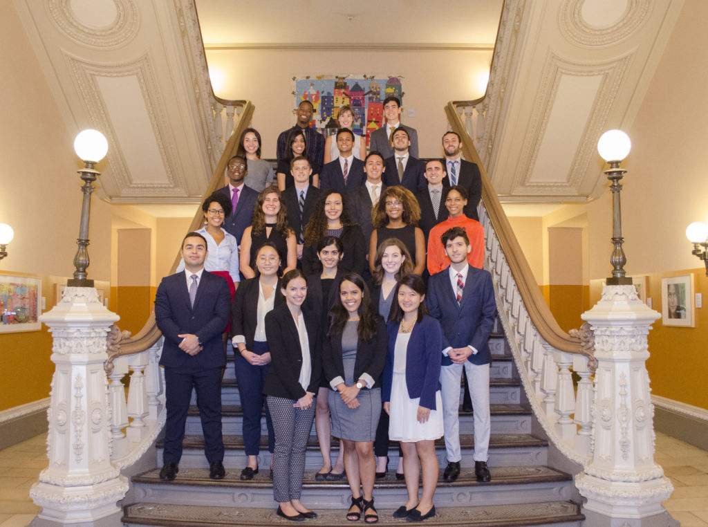 New York City Urban Fellows Program
