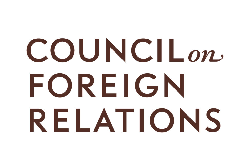 Council on Foreign Relations Fellowship