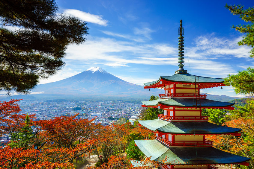 18 Fellowships in Japan for Professionals and Students