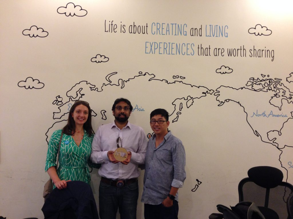 How I Spent 5 Weeks Abroad Pursuing my Professional Dream Itinerary: Nagesh Rao on the Eisenhower USA Fellowship