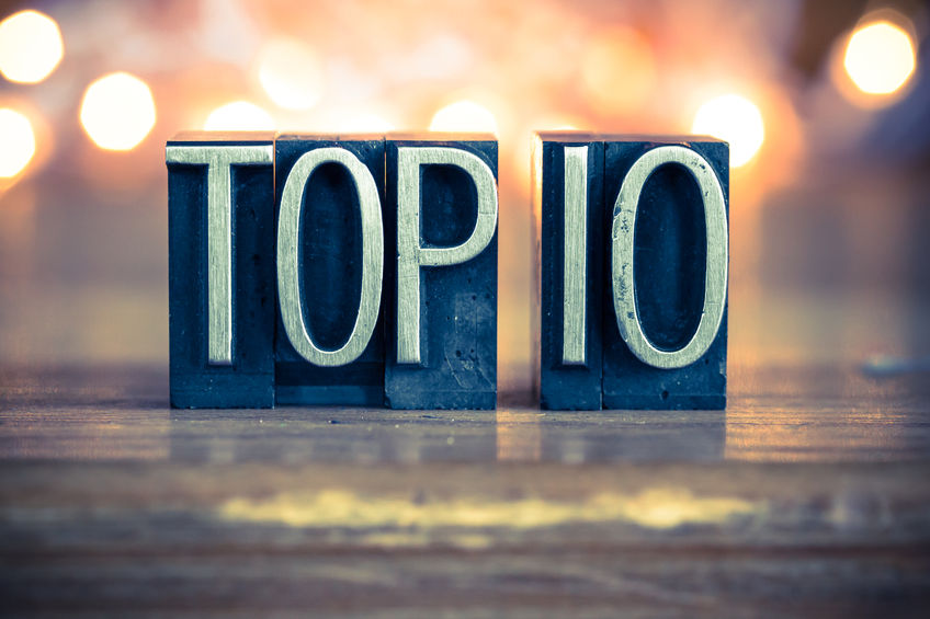 Top 10 Summer Fellowships of 2018
