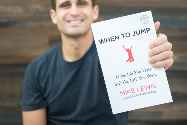 When to Jump Book Giveaway