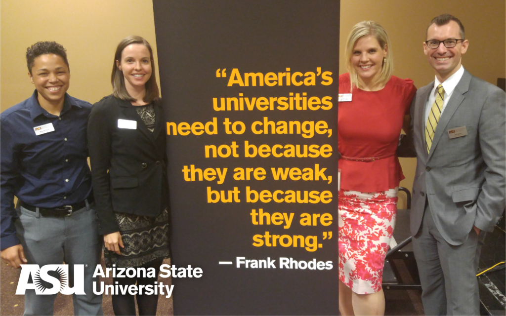 Transform Higher Education: Apply Now for ASU's 2018-19 Fellowship in University Innovation