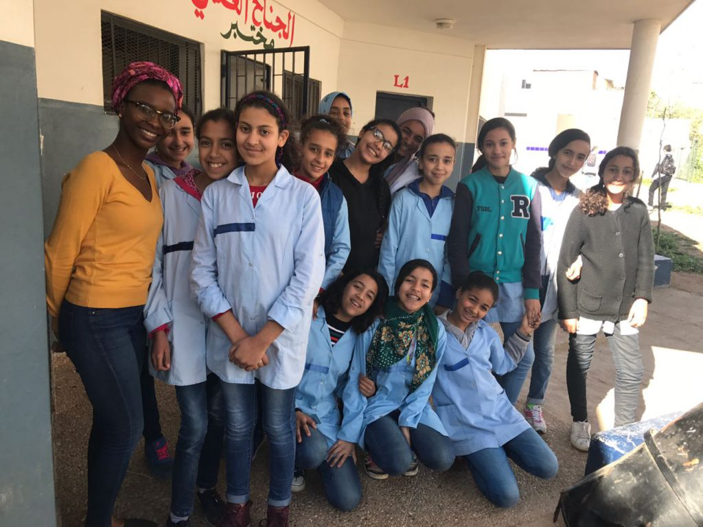 Grant Funding to Support a Volunteer Experience Abroad: Maimuna Abdullahi on the Omprakash Program