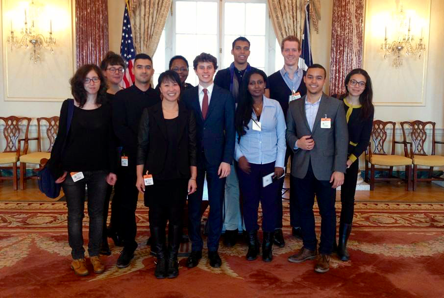 Immersion in U.S. Politics on the Hill: The Lantos-Humanity in Action Congressional Fellowship Experience