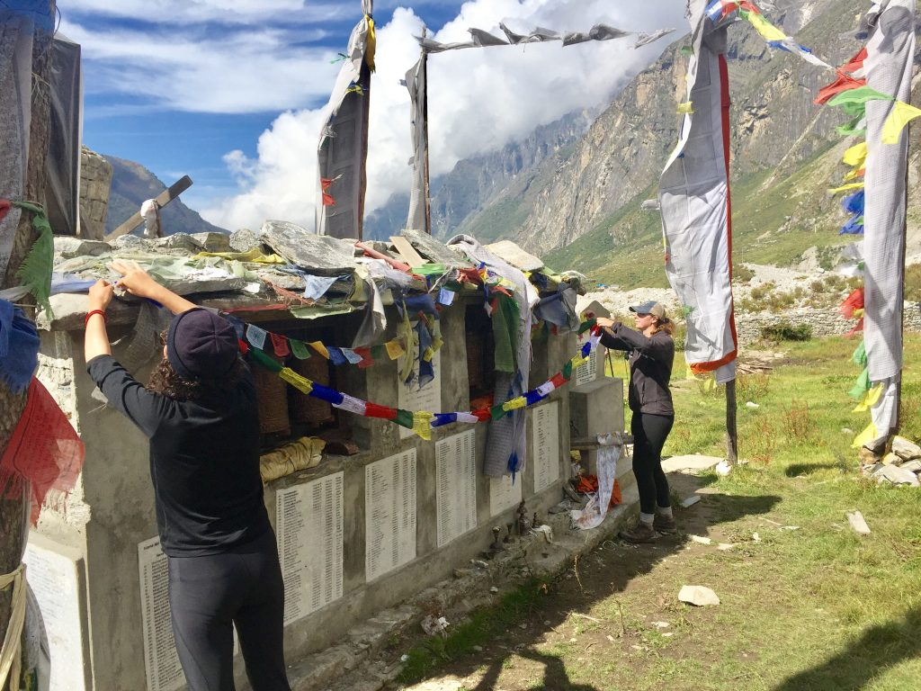 Funding for a First-time Immersion Experience in Asia: Elena Swartz as a Luce Scholar