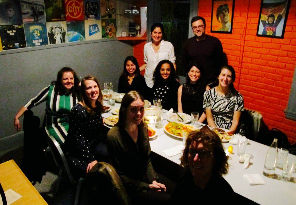 International Fellows Network Dinner San Francisco
