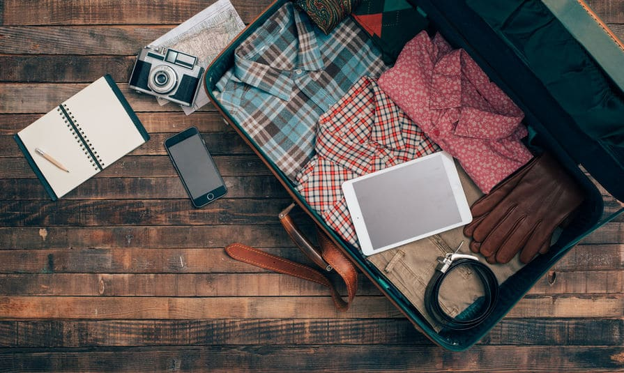 4 Things You Should Pack For Your Fellowship Abroad