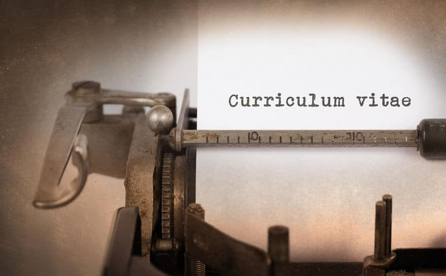 How to Write an Academic CV