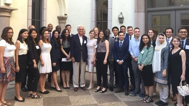 Call for applications: Hansen Summer Institute on Leadership and International Cooperation