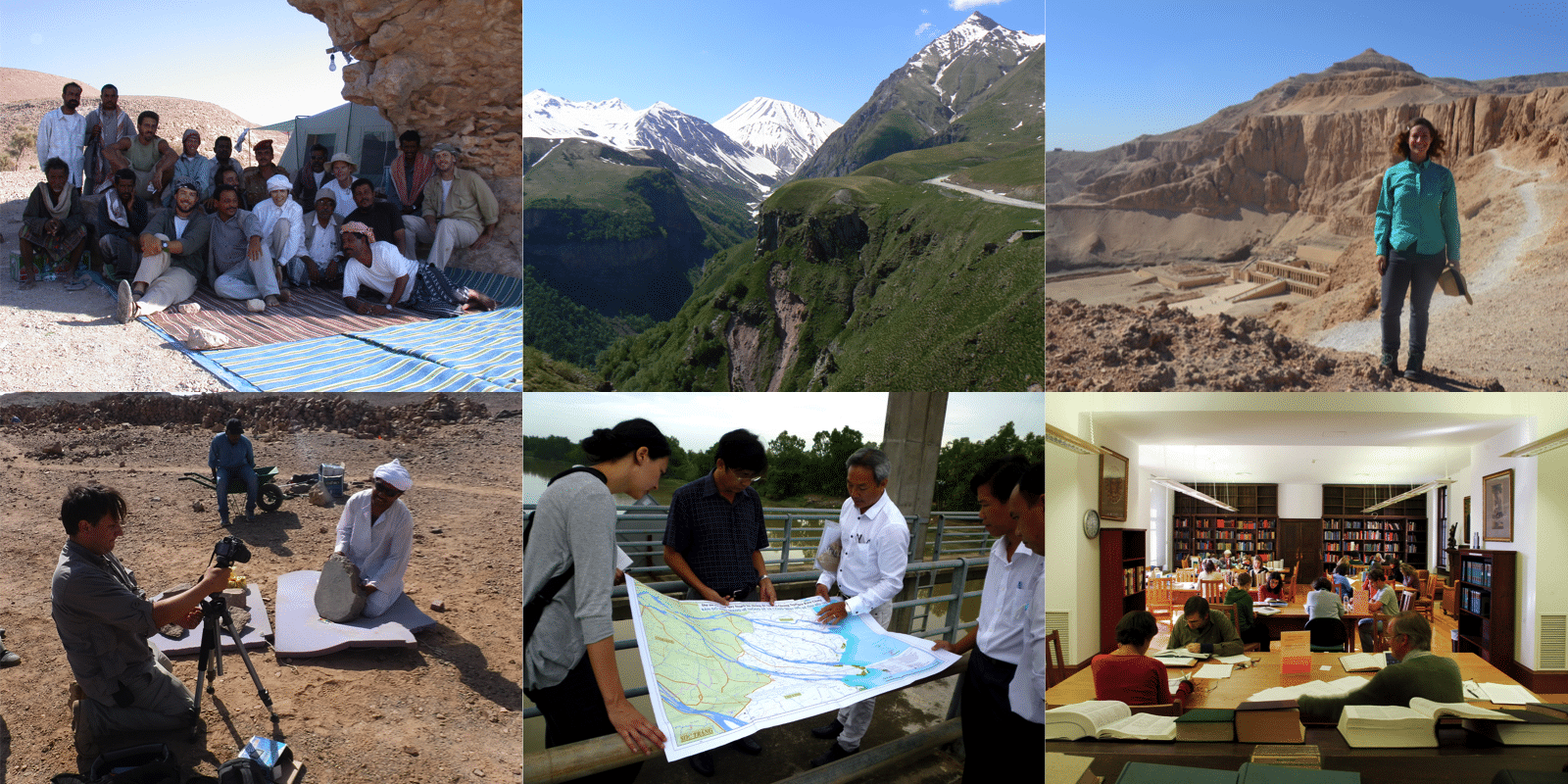 Applications Now Open: Council of American Overseas Research Centers (CAORC) Fellowships for International Research