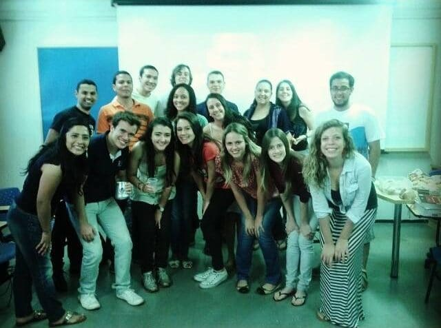 Iva Skobic, a 2014 Fulbright ETA to Brazil