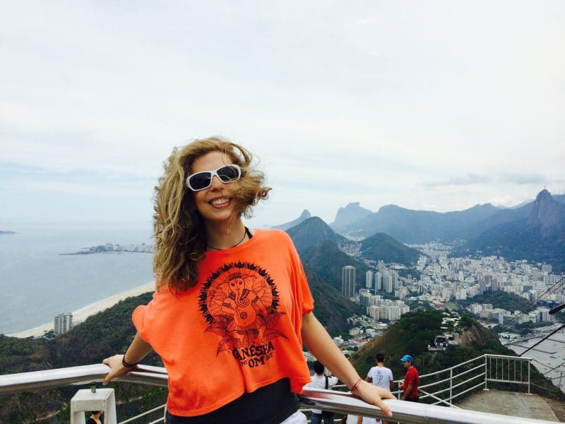 Iva Skobic, 2014 Fulbright ETA to Brazil