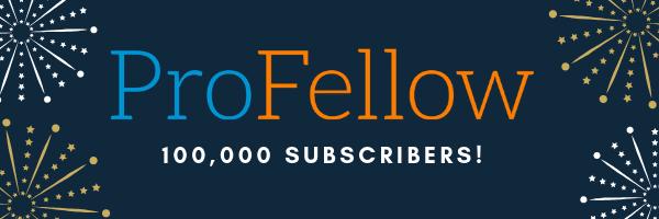 ProFellow 100K Subscribers!
