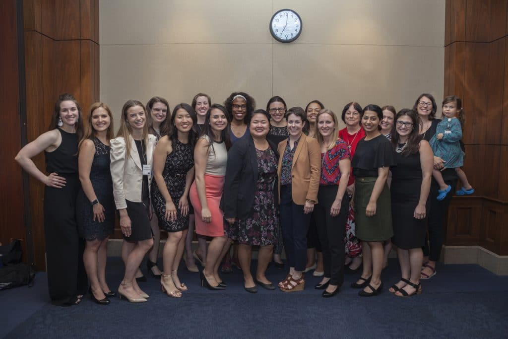 Applications Now Open: 2020 Congressional Fellowships on Women and Public Policy
