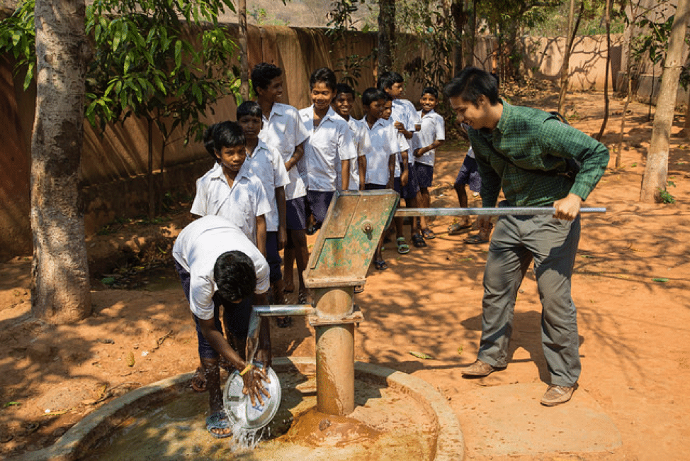 William J. Clinton Fellowship for Service in India
