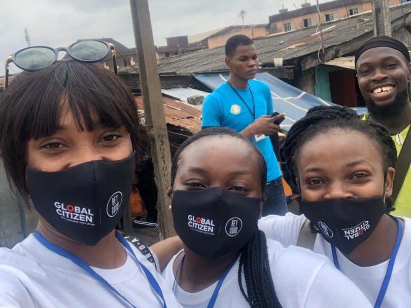 Blossom Egbude, BeyGOOD x Global Citizen Fellow